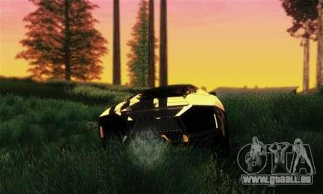 EnbUltraRealism v1.3.3 pour GTA San Andreas troisième écran