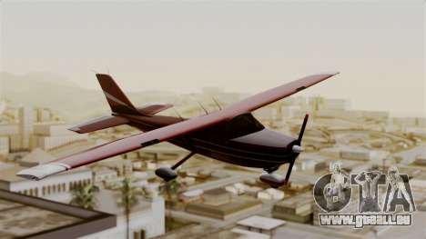 GTA 5 Jobuilt Mammatus für GTA San Andreas
