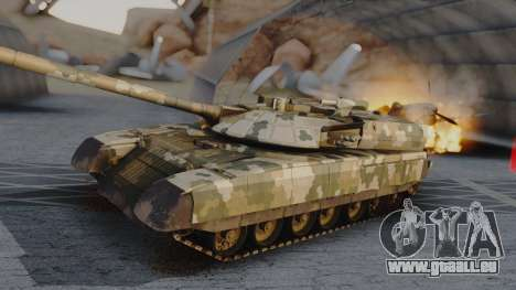 T-100 Varsuk pour GTA San Andreas
