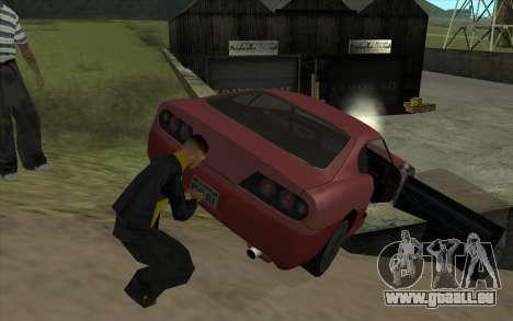 Road trip 1.0 für GTA San Andreas