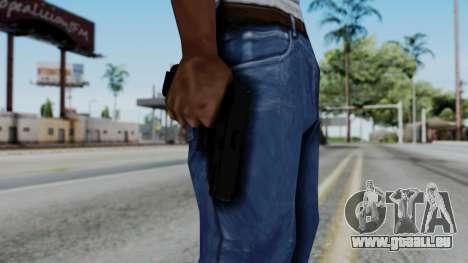 Glock 18 für GTA San Andreas dritten Screenshot