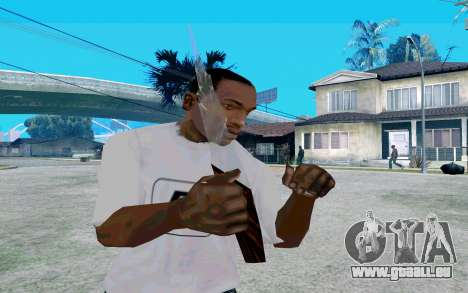Glas mit Griff für GTA San Andreas