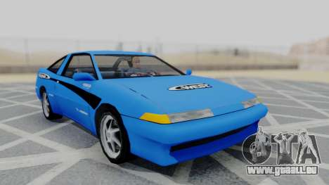 Uranus F&F3 RX-7 West PJ pour GTA San Andreas