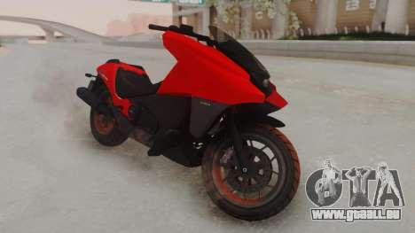 GTA 5 Dinka Vindicator IVF pour GTA San Andreas
