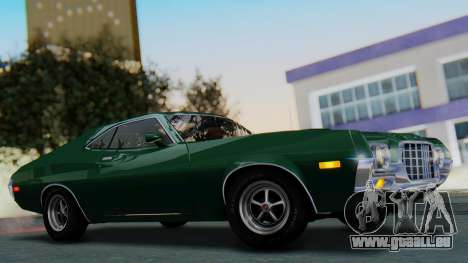 Ford Gran Torino Sport SportsRoof (63R) 1972 IVF pour GTA San Andreas