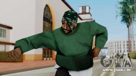 New Fam1 für GTA San Andreas