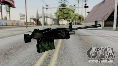 MG4 pour GTA San Andreas