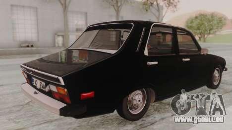 Dacia 1310 1979 pour GTA San Andreas vue de droite