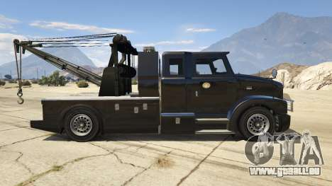Police Towtruck pour GTA 5