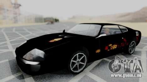 Jester F&F Honda 2000 PJ pour GTA San Andreas