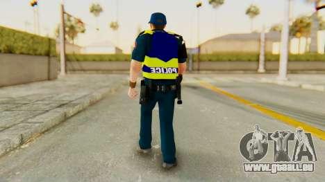 Csher pour GTA San Andreas troisième écran