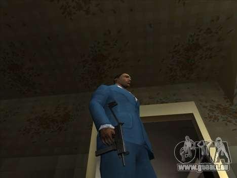 Eine Reihe von Russischen Waffen für GTA San Andreas sechsten Screenshot