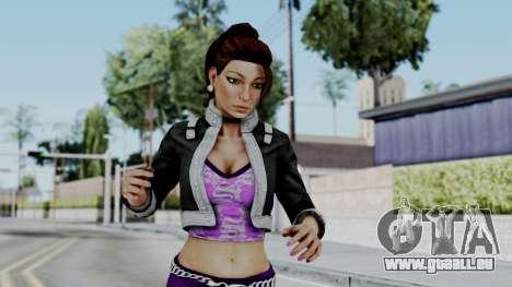 Shaundi from Saints Row pour GTA San Andreas
