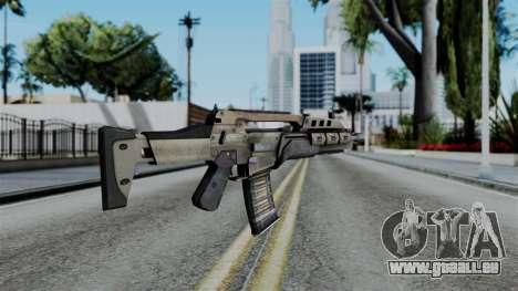 CoD Black Ops 2 - M8A1 pour GTA San Andreas deuxième écran