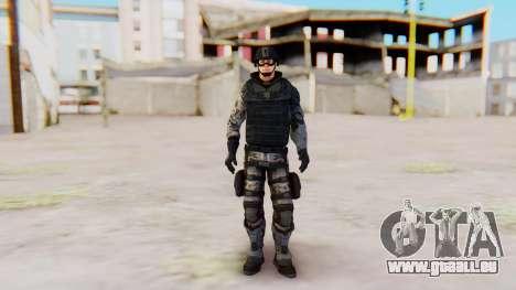 The Amazing Spider-Man 2 Game - Soldier für GTA San Andreas zweiten Screenshot