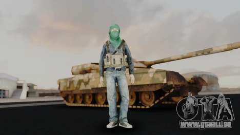 Somalia Militia pour GTA San Andreas deuxième écran