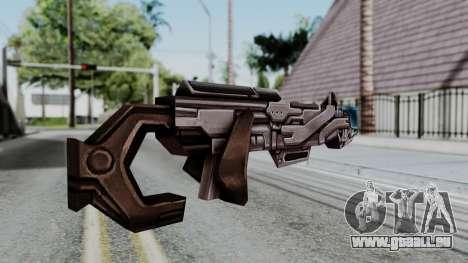 Marvel Future Fight - Rocket Raccon Rifle für GTA San Andreas zweiten Screenshot
