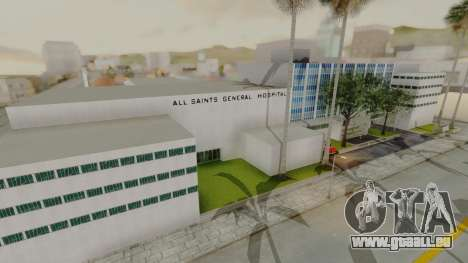 Hospital LS für GTA San Andreas