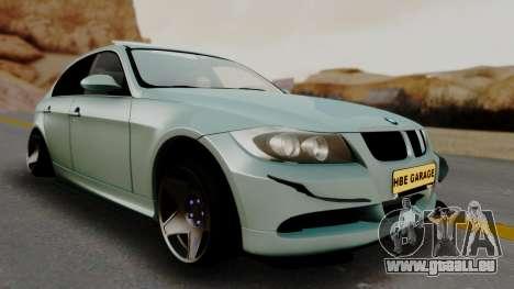 BMW M3 E90 für GTA San Andreas