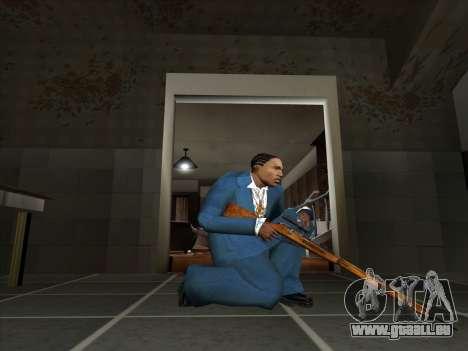 Eine Reihe von Russischen Waffen für GTA San Andreas zwölften Screenshot