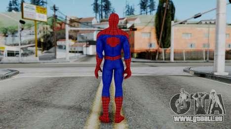 Marvel Heroes - Amazing Spider-Man pour GTA San Andreas troisième écran
