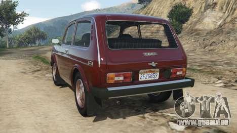 VAZ-2121 für GTA 5