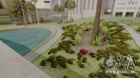 Glenpark HD pour GTA San Andreas deuxième écran