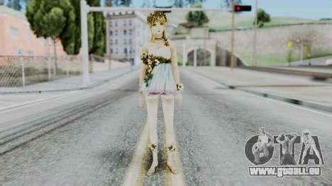 Yuanji v2 pour GTA San Andreas deuxième écran
