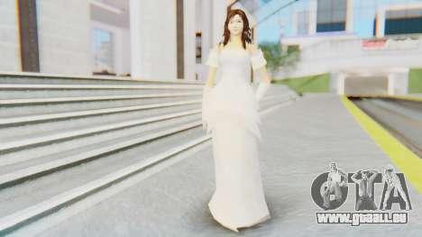Lin Chi-Ling Bride Outfit pour GTA San Andreas deuxième écran