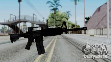 M16 A2 Carbine M727 v1 pour GTA San Andreas