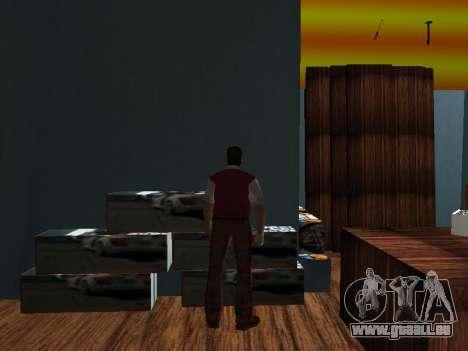 Shop von Tommy Vercetti für GTA Vice City zweiten Screenshot