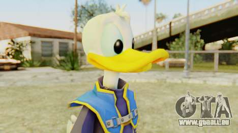 Kingdom Hearts 2 Donald Duck Default v2 pour GTA San Andreas