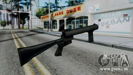 Vice City Beta Grenade Launcher für GTA San Andreas zweiten Screenshot