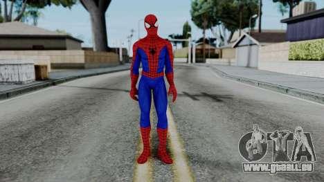 Marvel Heroes - Amazing Spider-Man pour GTA San Andreas deuxième écran