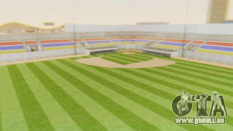 Stadium LV pour GTA San Andreas deuxième écran