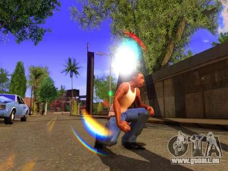 Realistische animation 2016 für GTA San Andreas