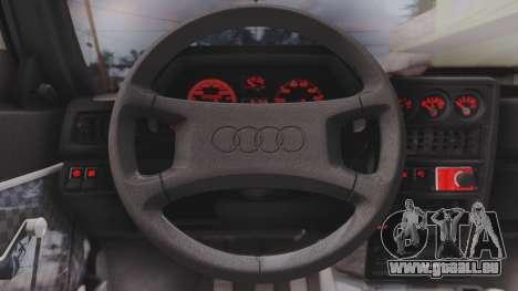 Audi Quattro Coupe 1983 für GTA San Andreas