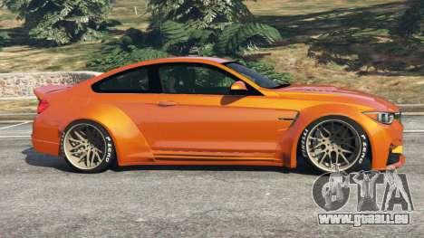 BMW M4 (F82) [LibertyWalk] v1.1 für GTA 5