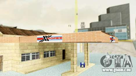 HD Doherty Garage pour GTA San Andreas quatrième écran