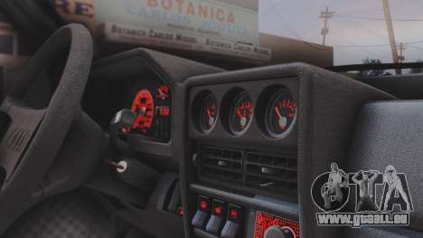 Audi Quattro Coupe 1983 für GTA San Andreas Räder