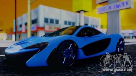 Memorize Project X für GTA San Andreas dritten Screenshot