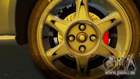 Honda Civic Vti 1994 V1.0 IVF für GTA San Andreas rechten Ansicht