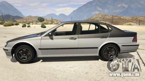 GTA 5 GTA 4 Lokus vue latérale gauche