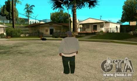FAM1 pour GTA San Andreas troisième écran