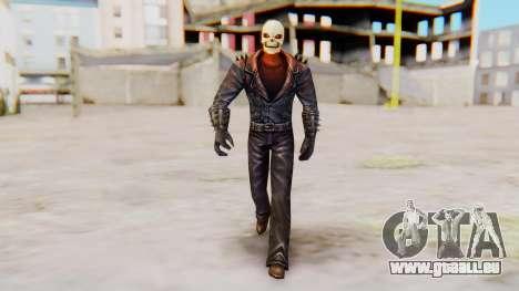 Marvel Future Fight - Ghost Rider für GTA San Andreas zweiten Screenshot