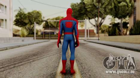 Marvel Heroes - Spider-Man Classic für GTA San Andreas dritten Screenshot