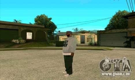 FAM1 pour GTA San Andreas deuxième écran