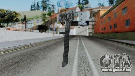 CoD Black Ops 2 - Tomahawk pour GTA San Andreas deuxième écran