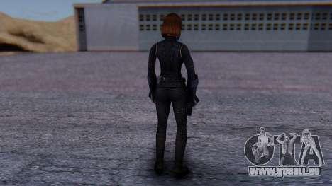 Marvel Future Fight - Daisy Johnson (Quake AOS3) für GTA San Andreas dritten Screenshot