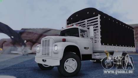 International Loadstar pour GTA San Andreas sur la vue arrière gauche